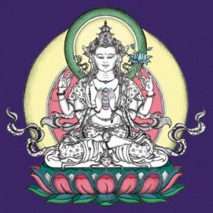 Boeddha van Mededogen