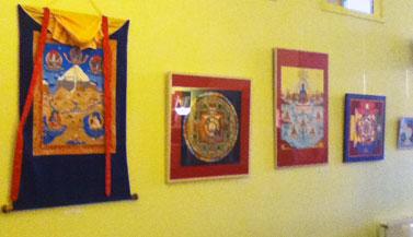 thangka expositie