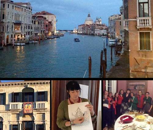 Venetië, Italië, cursussen tibetaanse kunst