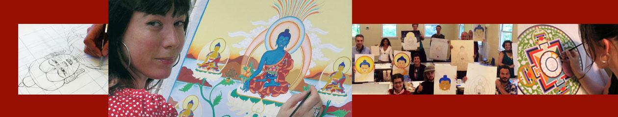 Tibetaans-Boeddhistische Kunst & Cursussen